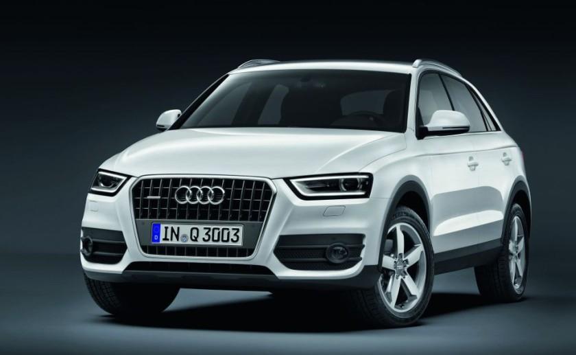 El futuro Audi Q3, tabla de salvación de la planta de Martorell