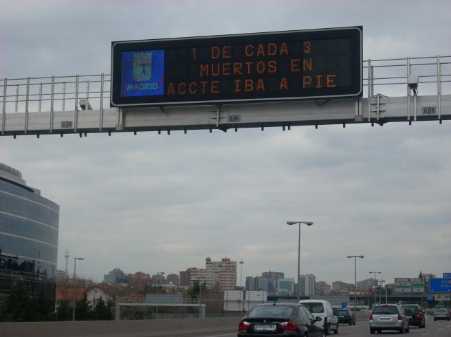 Las sanciones por exceso de velocidad serán más duras