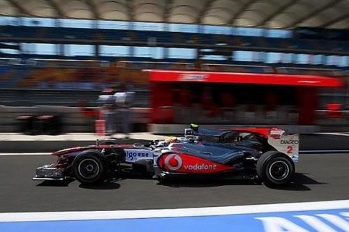 Excelente el rendimiento de los McLaren hoy en Turquía