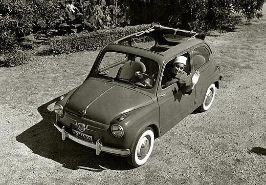 Seat 600 N de 1957, el primer utilitario español
