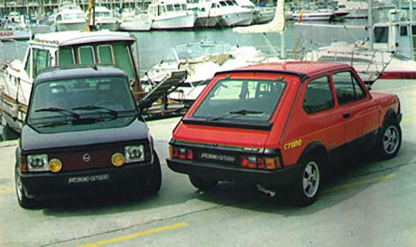 El Seat Fura, el primer vehículo de Seat sin la licencia Fiat