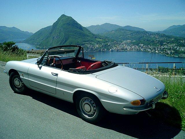 Alfa Romeo Spider Duetto, un cabrio con historia