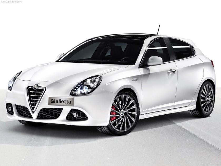 Alfa Romeo Giulietta, la última gran creación de Alfa Romeo