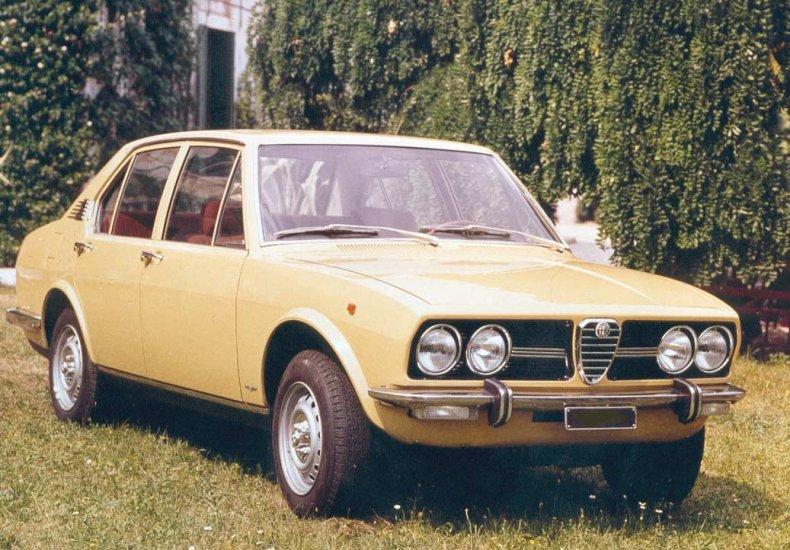 Alfetta, un coche mítico y un éxito de ventas en su época