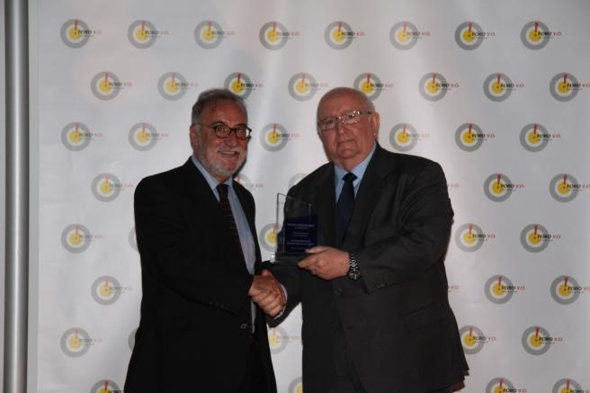 Pere Navarro, Premio Especial Foro V.O. 2010