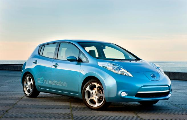El Nissan Leaf se suma al lanzamiento de Windows Embedded Automotive 7