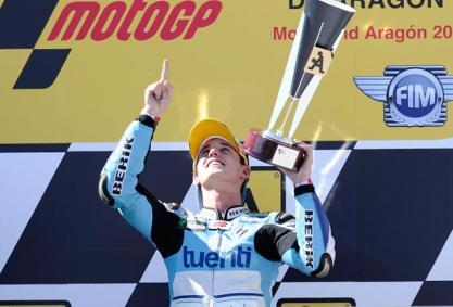 Pol Espargaró, a Moto2 la próxima campaña