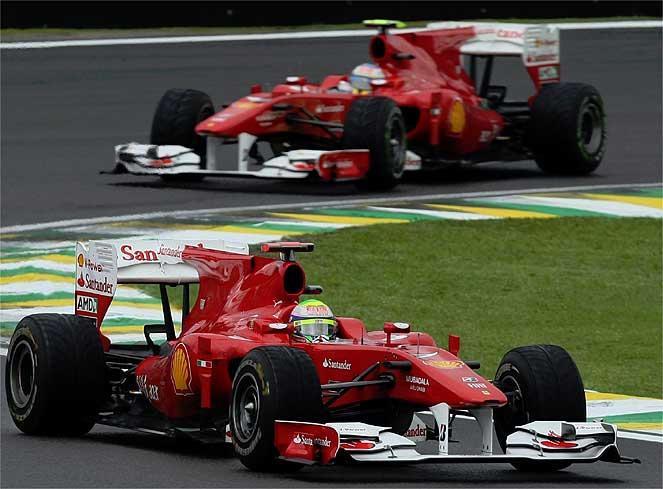 Alonso saldrá quinto tras una reñida clasificación