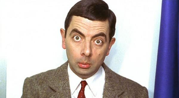 Mr. Bean, herido en un accidente de tráfico con su McLaren F1