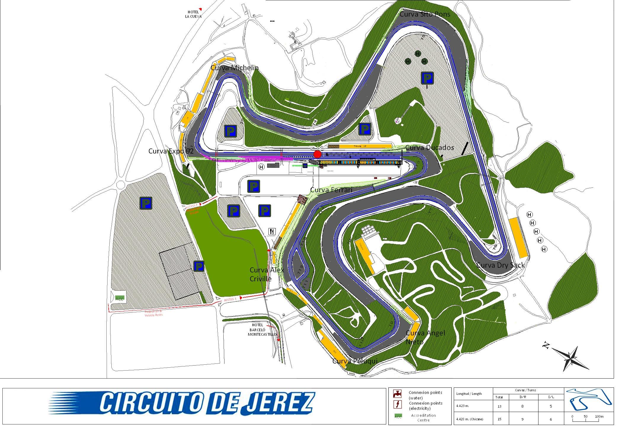 Circuito Jerez : Ya a la venta las entradas para el gp de jerez