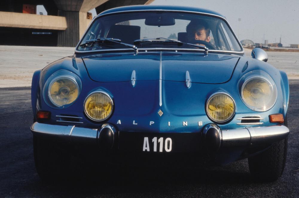 El Renault Alpine A110 cumple 50 años (2/3)