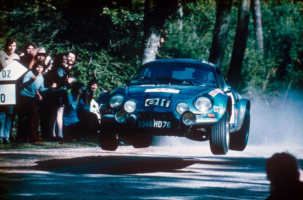El Renault Alpine A110 cumple 50 años (3/3)