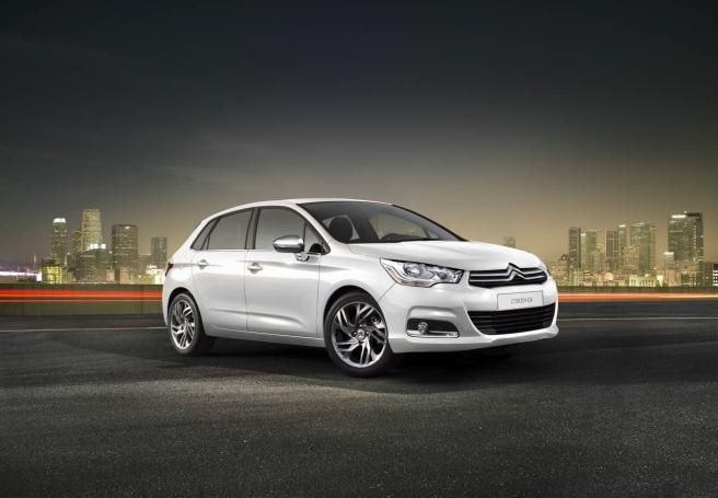 El Citroën C4, el coche más vendido en noviembre
