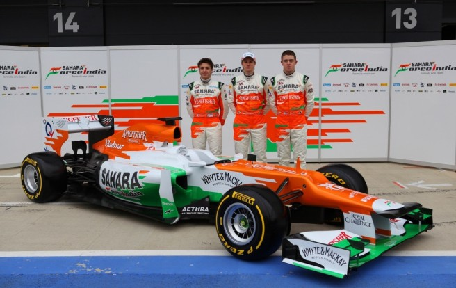 force-india-2012