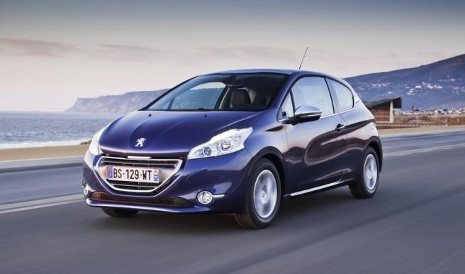 El Peugeot 208, primer vehículo de la marca francesa en montar Connect Apps