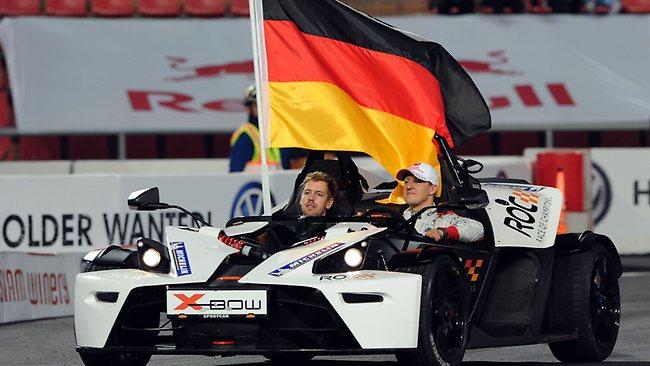 vettel-schumacher-germany-race-of-champions