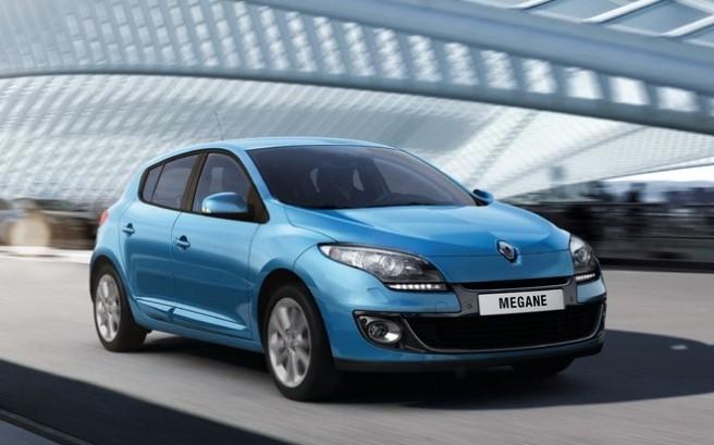 El Renault Mègane, el coche más vendido de 2012
