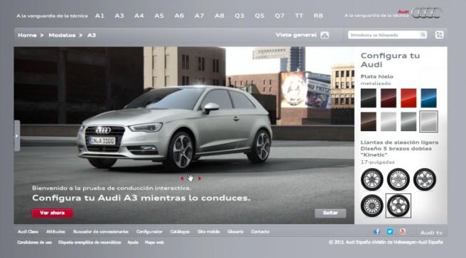 Audi-A3-configurador-web