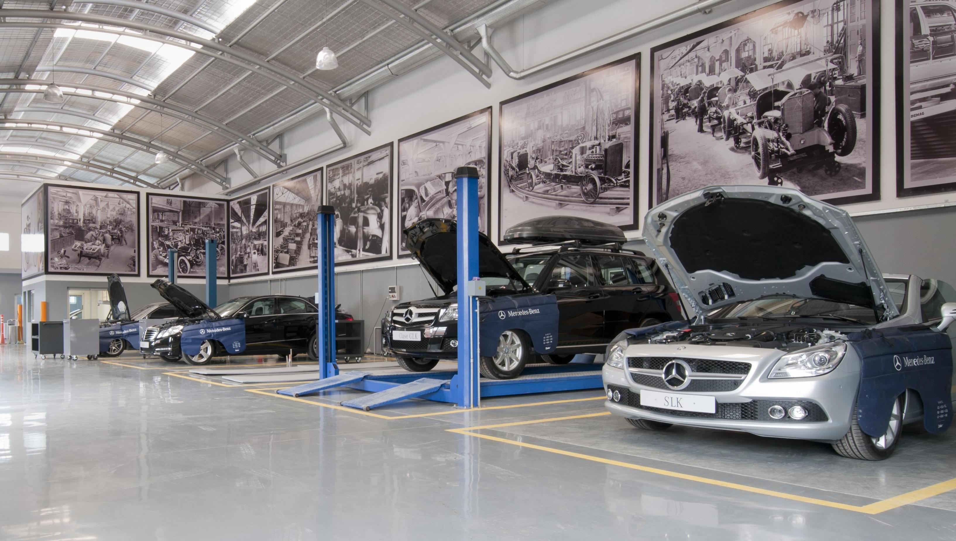 El mantenimiento de los coches premium es m s barato que - El taller de pinero ...