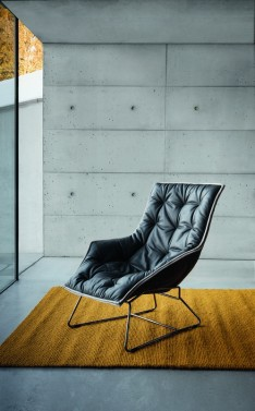 Maserati Lounge Chair by Zanotta (1)