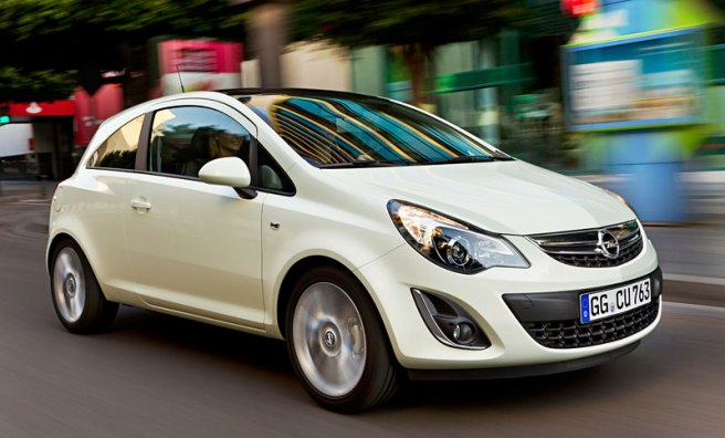 Opel Corsa, sorprendente líder de ventas en marzo