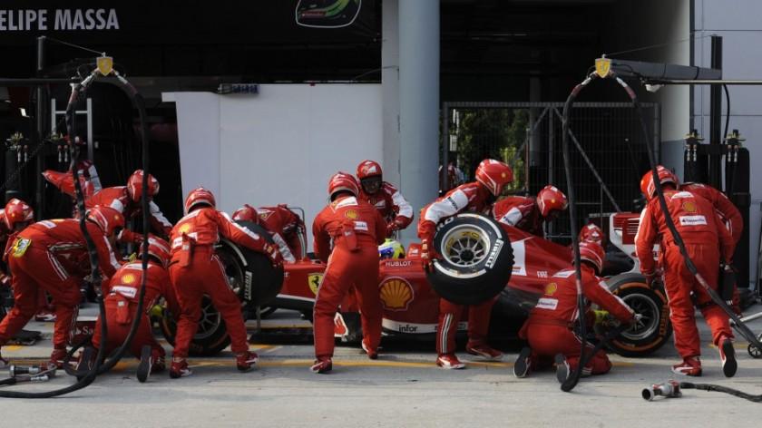 Ferrari, uno de los grandes perjudicados de la decisión de Pirelli