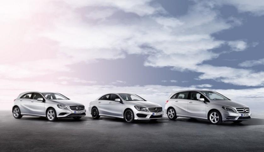 Francia veta la matriculación de los Mercedes Clases A, B y CLA
