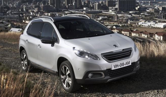 El nuevo Peugeot 2008, primero de la gama en equipar Grip Control