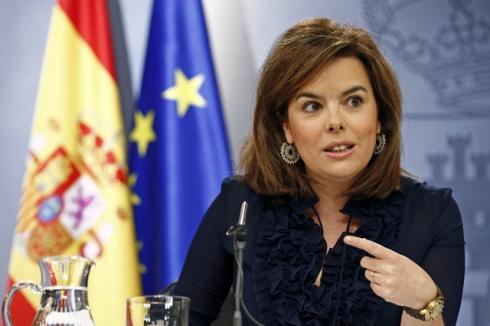Soraya Sáinz de Santamaría