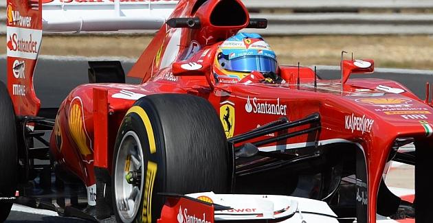 Fernando Alonso  estalló contra su equipo tras su quinto puesto en Hungría