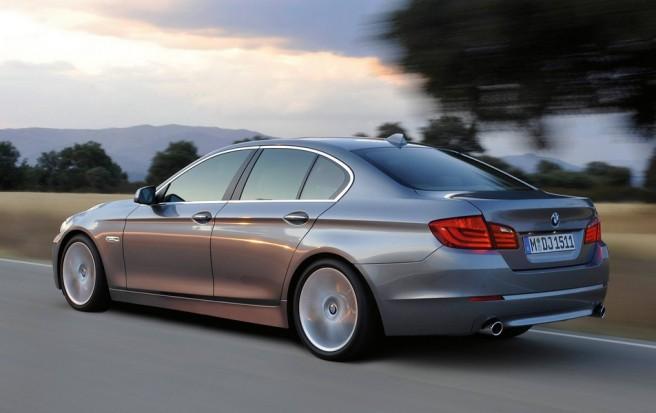 Más de 140.000 BMW Serie 5, llamados a revisión en China