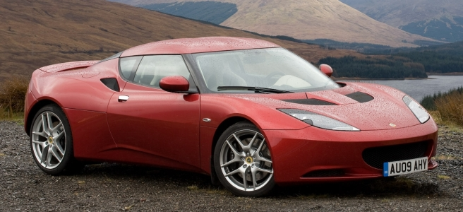 Lotus Evora, llamado a revisión por problemas en el circuito del aceite