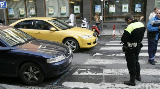 Algunas multas por estacionamiento en Madrid pueden ser nulas