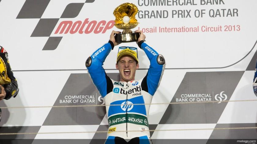 Pol Espargaró, nuevo piloto del equipo Yamaha Tech3 de MotoGP