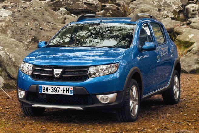 El Dacia Sandero, sorprendente líder en ventas en agosto