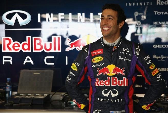 Daniel Ricciardo, nuevo y flamante fichaje de Red Bull para 2014
