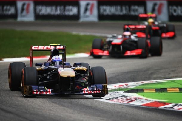 Daniel Ricciardo, de nuevo en los puntos tras una gran carrera