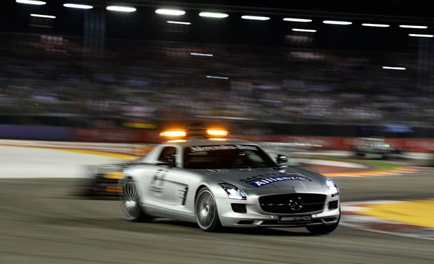 El Safety Car, decisivo para el resultado final de la carrera