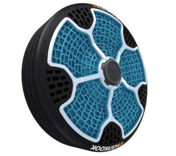 Hankook i-Flex, el neumático sin aire del futuro