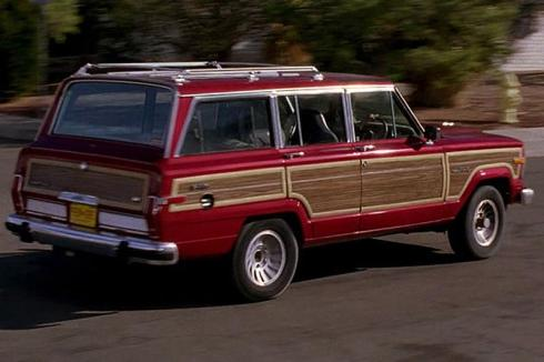 Jeep Grand Wagoneer de 1991 de Skyler White
