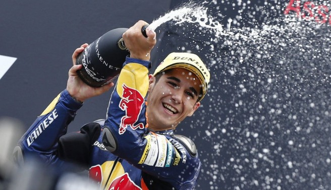 Luis Salom, muy cerca de dar el salto a Moto2 con Sito Pons