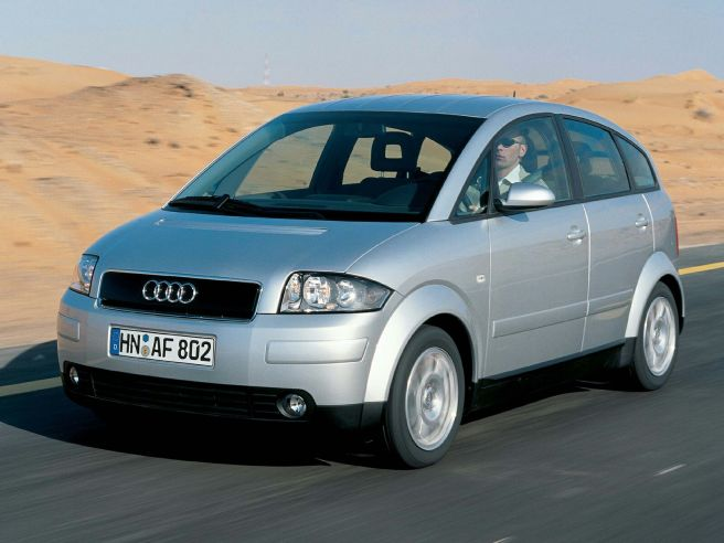 El A2, un fiasco absoluto para Audi