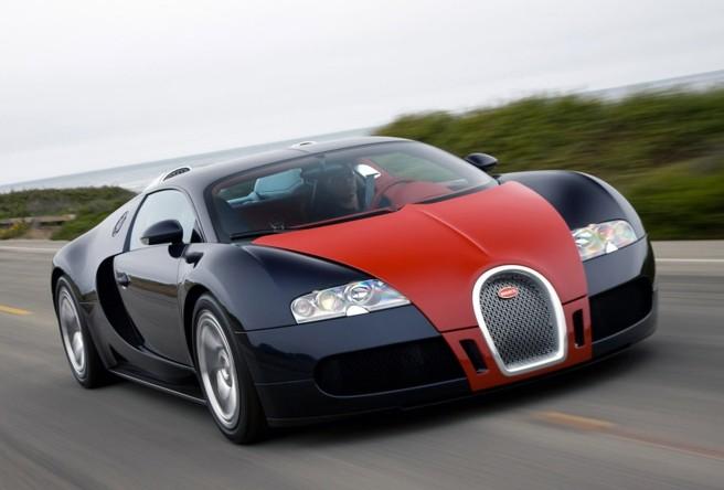 El Bugatti Veyron, el coche menos rentable del mercado