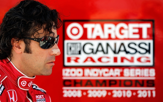 Darío Franchitti, herido de gravedad tras un accidente en el GP de Houston