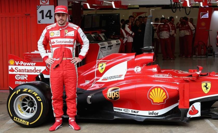 Fernando Alonso polemiza con Pirelli a cuenta de sus ruedas para Corea