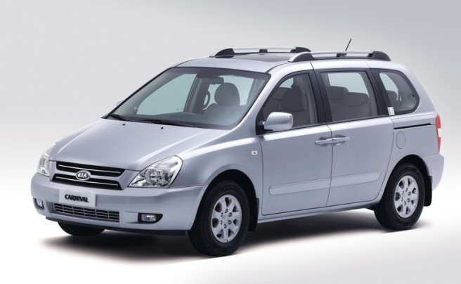 El Kia Carnival, el coche con más averías según Dekra
