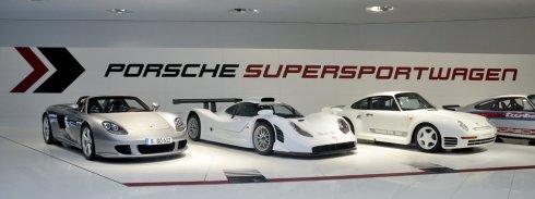 """El Museo Porsche presenta la exposición """"60 Años de Superdeportivos"""""""