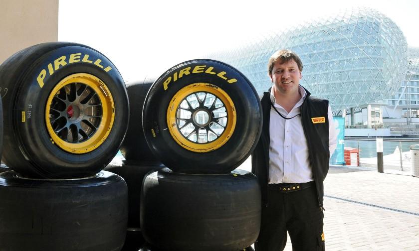 Paul Hembery responde a los ataques de Alonso a los compuestos de Pirelli