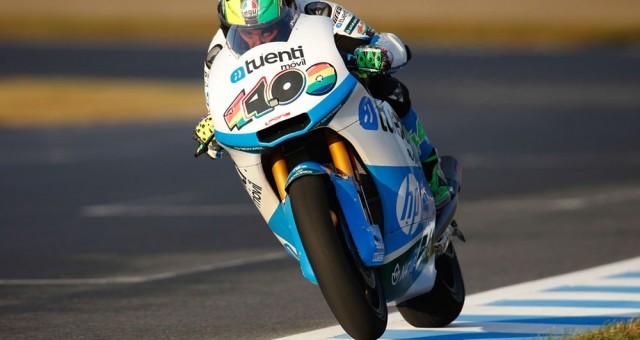 Pol Espargaró, brillante campeón del mundo de Moto2 2013