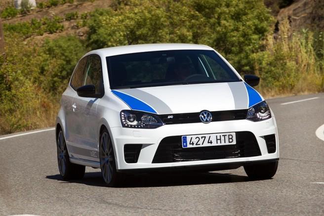 Nuevo Volkswagen Polo R WRC, deportividad concentrada